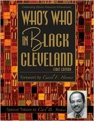 Whos Who in Black Cleveland: The Premier Edition Martin C. Sunny