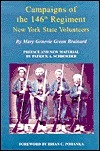 Campaigns of the 146th Regiment: New York State Volunteers  by  Mary G. Brainard