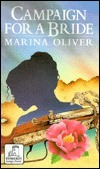 Campaign for a Bride  by  Marina Oliver