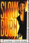 Slow Burn (Marti Macalister, #2)  by  Eleanor Taylor Bland