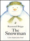 The Snowman Shaped Board Book Raymond Briggs