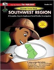 Mystery States Series, Southwest Region, Grades 4-5 Jan Brennan