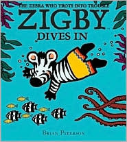 Zigby Dives In Brian Paterson