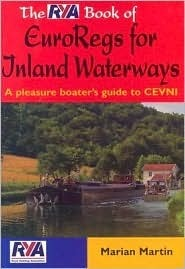 The Rya Book of Euroregs for Inland Waterways  by  Marian Martin