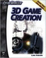 3D Game Creation with CDROM Luke Ahearn