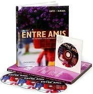 Oates, Entre Amis, With In-text Cd, With Cd-rom, With Workbook/lab Manual, 5th Edition  by  Michael Oates