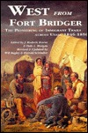 West From Fort Bridger: The Pioneering Of The Immigrant Trails Across Utah, 1846 1850  by  J. Roderic Korns