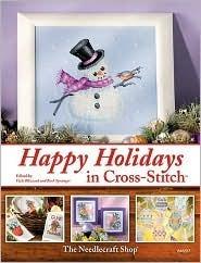 Happy Holidays in Cross-Stitch Barb Sprunger
