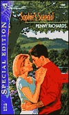 Sophies Scandal (Rumor Has It...) (Special Edition, 1359)  by  Penny Richards