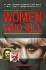 Women Who Kill Richard Glyn Jones
