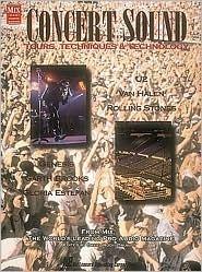 Concert Sound David Trubitt