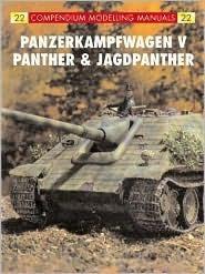 Panzerkampfwagen V: Panther and Jagdpanther Compendium Publishing