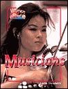 Musicians (Women in Profile  by  Leslie Strudwick