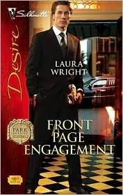 Front Page Engagement (Park Avenue Scandals #2) Laura Wright