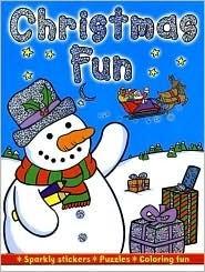 Christmas Fun  by  Rikki ONeill
