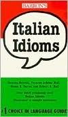 Italian Idioms Daniela Gobetti