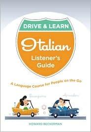 Drive & Learn Italian  by  Howard Beckerman