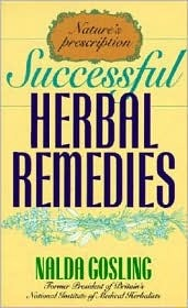 Successful Herbal Remedies Nalda Gosling