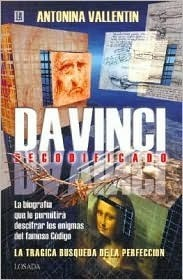 Da Vinci Decodificado Antonina Vallentin