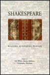 Shakespeare: Readers, Audiences, Players  by  Charles Edelman
