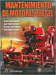 Mantenimiento de Motores Diesel Vicente Macian Martinez