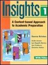 Insights 1 Donna Brinton
