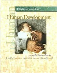 Human Development [With CDROM] James W. Vander Zanden