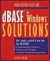 D Base For Windows Solutions Allen G. Taylor
