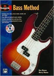 Basix Bass Method: Book & CD Alfred A. Knopf Publishing Company, Inc.