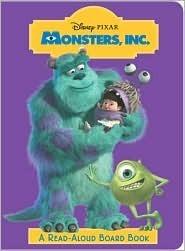 Monsters, Inc. (Read-Aloud Board Book) Walt Disney Company