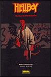 Hellboy, tomo 01: Semilla de destrucción (Hellboy, Edición rústica, #1)  by  Mike Mignola