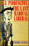 A.B. Piddington, the Last Radical Liberal Morris Graham
