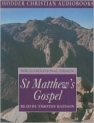 St. Matthews Gospel: New International Version Timothy Bateson