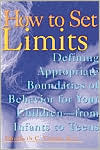 How to Set Limits  by  Elizabeth C. Vinton