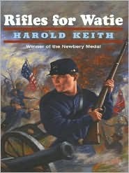 Rifles for Watie Harold Keith