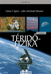 Téridőfizika Edwin F. Taylor