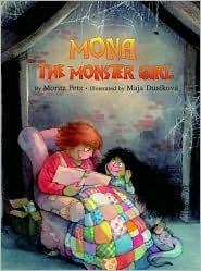 Mona the Monster Girl Moritz Petz