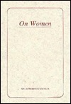 On Women Sri Aurobindo