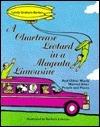 A Chartreuse Leotard in a Magenta Limosine  by  Lynda Graham-Baber