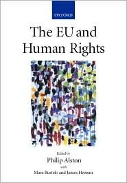 The Eu and Human Rights Philip Alston