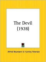 The Devil  by  Alfred Neumann