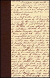 The Flagg Correspondence: Selected Letters, 1816-1854 Barbara Lawrence