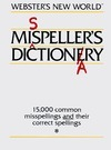 Websters New World Misspellers Dictionary Michael E. Agnes
