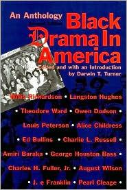 Black Drama in America - Pa  by  David Turner