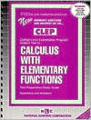 Calculus with Elementary Functions  by  Jack Rudman