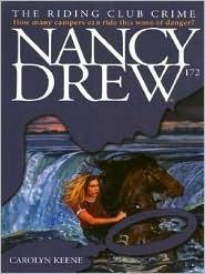 The Riding Club Crime (Nancy Drew, #172) Carolyn Keene