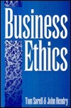 Business Ethics  by  Tom Sorell