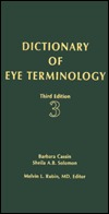 Dictionary Of Eye Terminology  by  Barbara Cassin