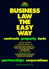 Business Law the Easy Way  by  Robert W. Emerson