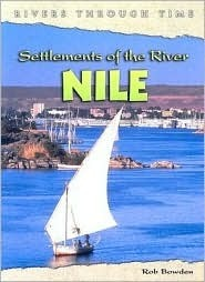 Settlements of the River Nile  by  Rob Bowden
